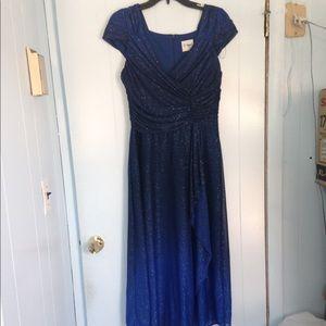 Dresses & Skirts - Blue Sparkles Dress